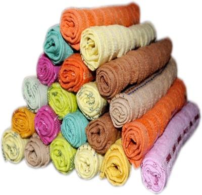 Xy Decor Cotton Face Towel Set