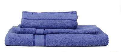 Indiesouq Cotton Bath & Hand Towel Set