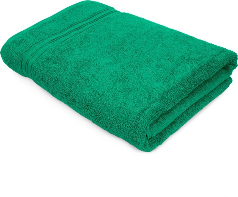 Swiss Republic Cotton Bath Towel(Green)