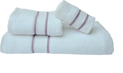 Homeway Cotton Bath Towel, Hand Towel Set