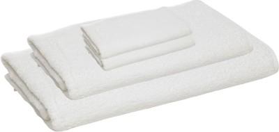 Pipal Cotton Bath & Hand Towel Set