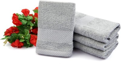 Tangerine Cotton Face Towel