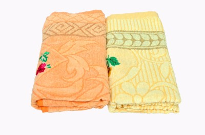 BHAVYA Cotton Bath Towel