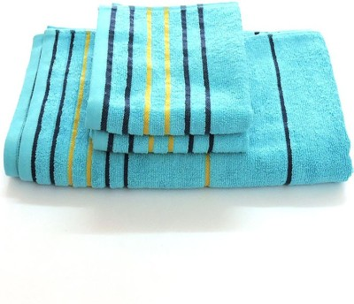 Candid Cotton Bath Towel, Hand Towel Set