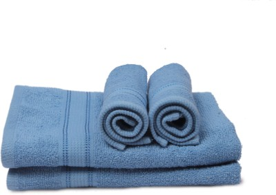 Aransa Cotton Bath & Hand Towel Set