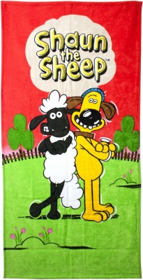 Shaun The Sheep Cotton Bath Towel