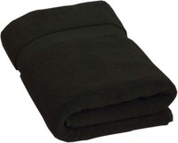 Bigshop Online Cotton Bath Towel(Black)