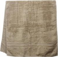 R Home Terry Bath Towel(Beige)