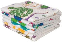 Manish Cotton Bath Towel Set(Pack of 6, Multicolor)