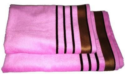 Athom Trendz Cotton Bath Towel Set