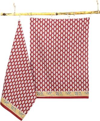 Ocean Home Store 2 Piece Cotton Bath Linen Set
