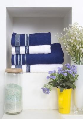 Spaces by Welspun Cotton Bath & Hand Towel Set