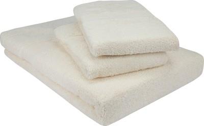 Mark Home Cotton Bath & Hand Towel Set