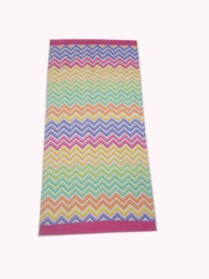 Just For Bath Printed Towel Cotton Bath Towel, Beach Towel, Pool/Beach Towel