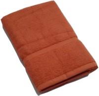 Snuggle Cotton Bath Towel(Orange)