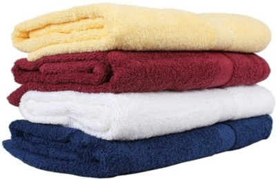 S.B.Enterprises Cotton Bath Towel Set