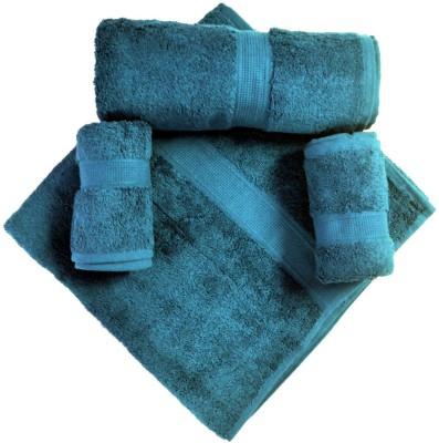Bombay Dyeing Cotton Bath Towel, Hand Towel Set