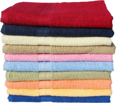 Mandhania Cotton Bath Towel Set