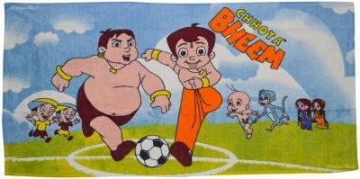 Chhota Bheem Cotton Terry Baby Towel