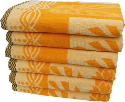 Mandhania Cotton Set of Towels