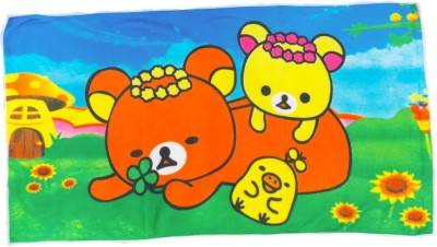 Vibrant Homze Cotton Baby Towel