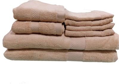 Pipal Cotton Bath, Hand & Face Towel Set