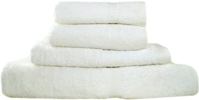 S9home by Seasons Cotton Bath, Hand & Face Towel Set