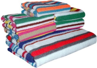 Rehoboth Cotton Terry Bath & Hand Towel Set