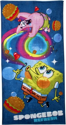 Sponge Bob Cotton Bath Towel