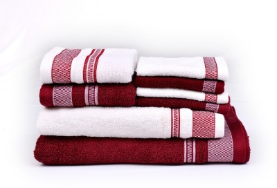Vintana Cotton Bath Towel Set