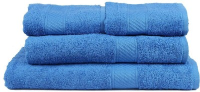 Trident Cotton Bath & Hand Towel Set
