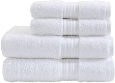 Fresh From Loom Cotton Set of Towels, Bath Towel, Hand Towel