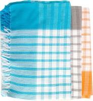 ae Cotton Bath Towel Set(Pack of 3, Multicolor)