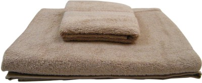 The Fancy Mart Cotton Set of Towels, Bath Towel, Hand Towel