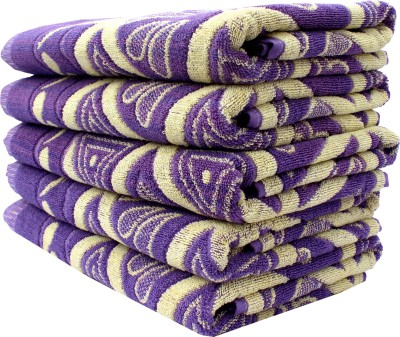 Mandhania Cotton Set of Towels