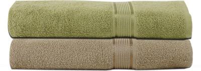 Calico Touch Cotton Bath Towel Set
