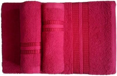 SEL Cotton Bath Towel, Hand Towel Set