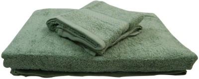 The Fancy Mart Cotton Set of Towels, Bath Towel, Hand Towel