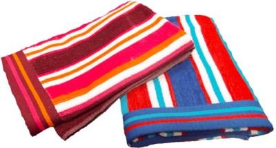 Vibrant Homze Cotton Bath Towel