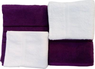 Daddu Enterprises Cotton Bath Towel, Hand Towel Set
