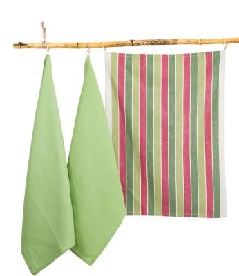 Ocean Home Store 3 Piece Cotton Bath Linen Set