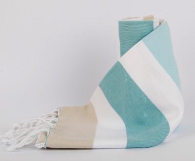 BRIZAN Cotton Bath Towel