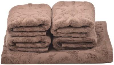 Homeway Cotton Bath & Hand Towel Set