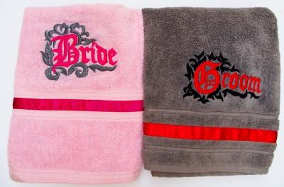 Decormuse Cotton Bath Towel Set