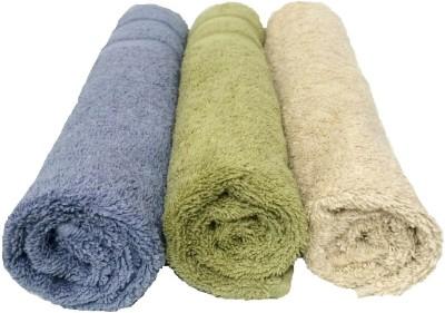 Bath Hub Cotton Hand Towel Set