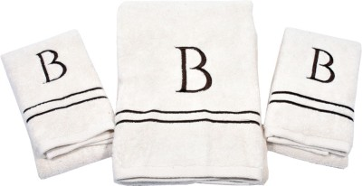 Divine Overseas Cotton Terry Bath & Hand Towel Set