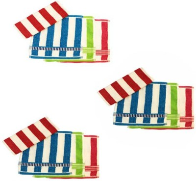 Aazeem Cotton Face Towel Set