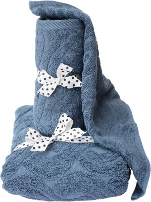 Homeway Cotton Bath Towel, Hand Towel Set