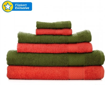 Swiss Republic Cotton Set of Towels