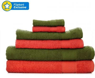 Swiss Republic Cotton Set of Towels
